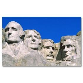 Αφίσα (Mount, Rushmore, άνθρωποι, αρχιτεκτονική, άγαλμα, μνημείο)